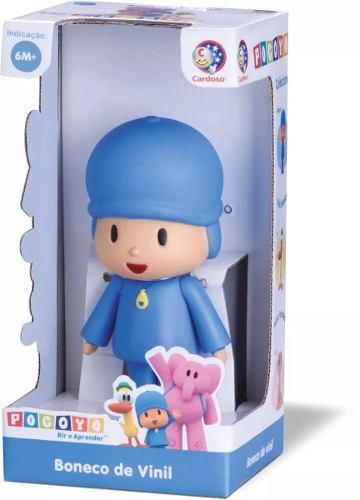 Boneco De Vinil Pocoyo Cardoso Toys - 275