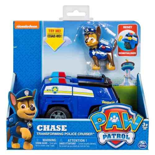 Patrulha Canina Veiculo E Figura Chase - Sunny 1302