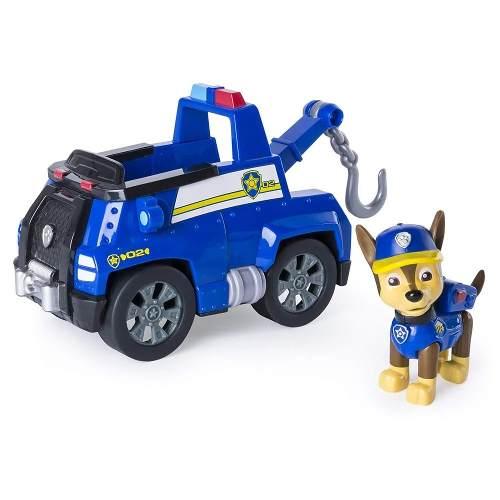 Patrulha Canina Veiculo E Figura Chase Tow Truck -sunny 1302