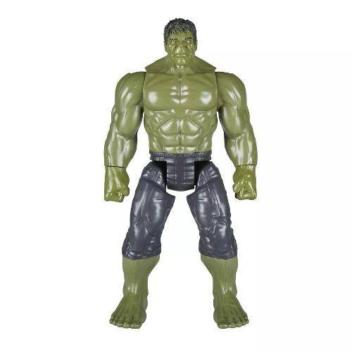 Boneco Hulk Avengers Infinity War - Titan Hero Series