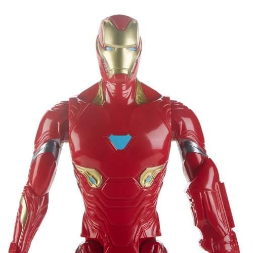 Homem De Ferro Vingadores Ultimato -titan Hero - Hasbro FULL