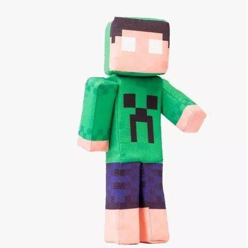 Boneco Minecraft Articulado Spok C3055 - Zr Toys