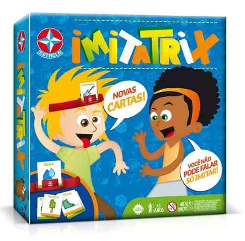 Jogo Infantil Imitatrix Original - Estrela 42962