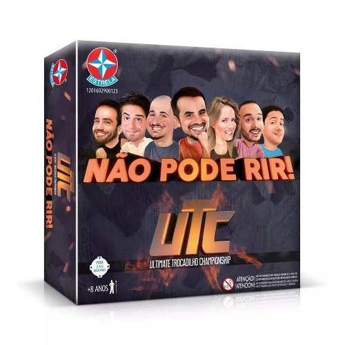 Jogo Utc - Não Pode Rir - Estrela