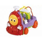 Trenzinho De Brinquedo Pedagógico Donka Trem Calesita 713