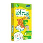 Jogo Educativo  Descobrindo As Letras A E I O U - Toyster