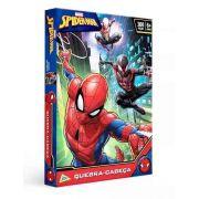 Quebra-cabeça Infantil Homem Aranha 100 Pçs Encapado Toyster