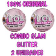 Lol Glam Gliter 2018 Kit 2 Unidades + Nf