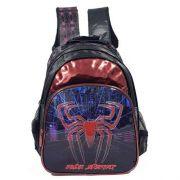 Mochila Escolar Infantil Menino Spider Aranha Denlex Dl0349