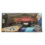 Carrinho Controle Remoto Monster Truck Super Speed - 4ch