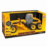 Plainer Construction Machine Usual Brinquedos Mod Patrol