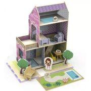 Casinha De Madeira Little House Verão - Xalingo