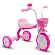 Kit Triciclo Infantil You 3girl Feminino Rosa