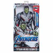 Hulk Vingadores Ultimato -titan Hero Deluxe - Hasbro