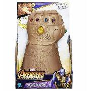 Manopla Do Infinito Thanos Guerra Infinita Luz/Som - Hasbro