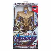 Boneco Thanos Deluxe Hero - Vingadores Ultimato - Avengers