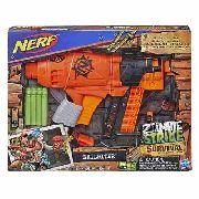 Lançador Nerf Zombie Strike Survival Nailbiter E2672 Hasbro
