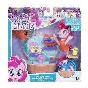 Boneca My Little Pony: O Filme - Pinkie Pie Spa Submarino
