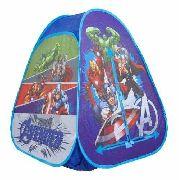 Barraca Dos Vingadores Avengers Portátil - Zippytoys 4635 FULL