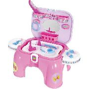 Kit Camarim De Brinquedo Baby Alive Rosa - Cotiplás 2062 FULL
