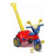 Triciclo Patrulha Canina Azul/vermelho - Cotiplás 2155 FULL