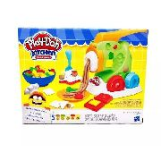 Play-doh Fábrica De Macarrão Massinha - Hasbro FULL