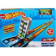 Pista Hotwheels Corrida Radical 1 Carrinho Mattel - Gbr82 FULL
