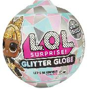 Boneca Lol Glitter Globe 8 Surpresas