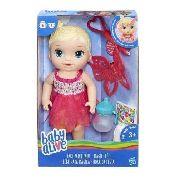Baby Alive Boneca Hora Da Festa Loira - Hasbro B9723 FULL