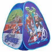 LBarraca Portátil Toca Vingadores Avengers - Zippy Toys 4635 FULL