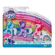 My Little Pony Arco-iris Surpresa - Hasbro E7703 FULL