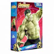 Quebra Cabeça Hulk 200 Peças Os Vingadores - Toyster 2166