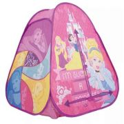 Barraca  Infantil Princesas Disney Toca  Portátil Iglu Rosa - 4638