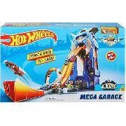Pista Hot Wheels Mega Garagem Rotativa - Mattel - Ftb68 FULL