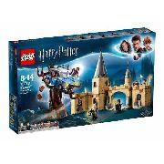 Lego Harry Potter O Salgueiro Lutador De Hogwarts 753 Peçs FULL