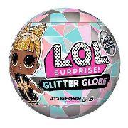 Lol Boneca Glitter Globe 8 Surpresas - Candide FULL