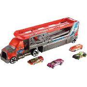 Hotwheels Caminhão Lançador Mattel Gjy50 FULL