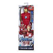 Boneco Homem De Ferro Titan Hero Blast Gear - Hasbro FULL