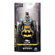 Boneco Batman Com Armadura De Batalha Original - Sunny