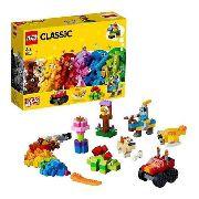Lego Classic Conjunto De Peças Básicas 300 Peças - 11002 FULL