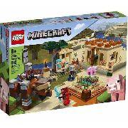 Lego Minecraft - O Ataque De Illager 562 Peças 21160 FULL