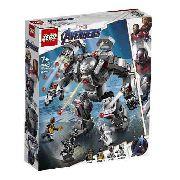 Lego Hulkbuster Máquina De Combate 362 Peças - 76124 full
