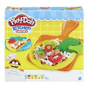 Play Doh Massinha Festa Da Pizza Original - Hasbro
