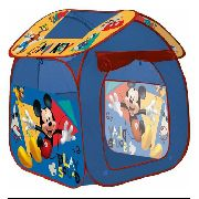 Barraca Infantil Casa Do Mickey Mouse Portátil - Zippy Toys