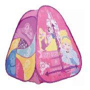 Barraca Infantil Princesas Disney Rosa Portátil Iglu - 4638 full