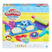 Play Doh Massinha Biscoitos Divertidos Hasbro B0307 FULL