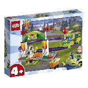 Lego Toy Story 4 Montanha-russa De Emoções - 98 Peças -10771 full