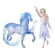 Boneca Da Frozen Elsa E Nokk Hasbro - E5516 FULL