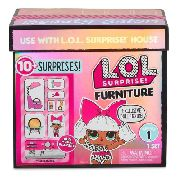 Boneca Lol Surprise Furniture Salão Lady Diva - Candide
