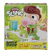 Play-doh Slime Snotty Scotty Meleca Do Nariz- Hasbro
